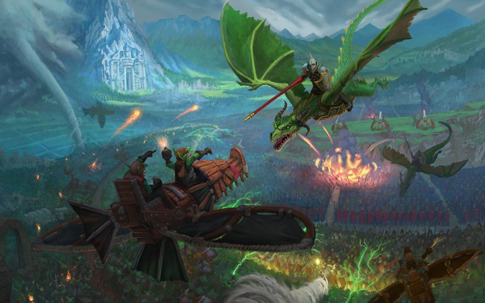 Battle for Gars - Halpi's Rift