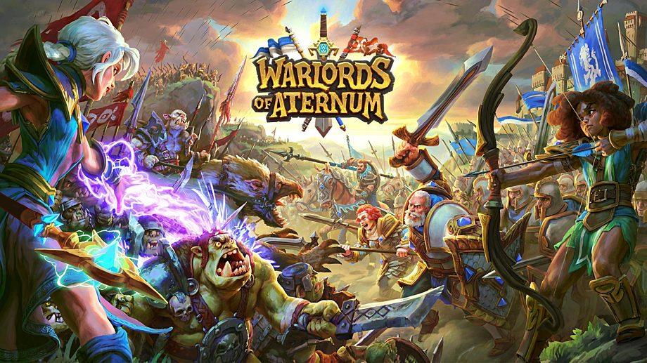 Warlords of Aternum - Mobile game