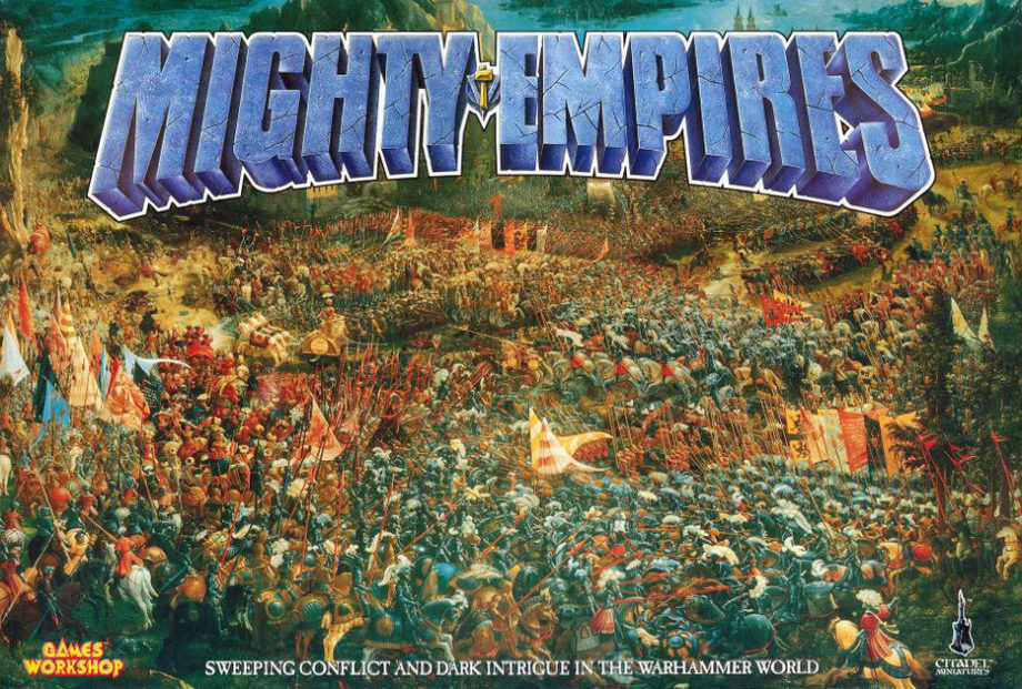 Games Workshop - Mighty Empires & Planetary Empires
